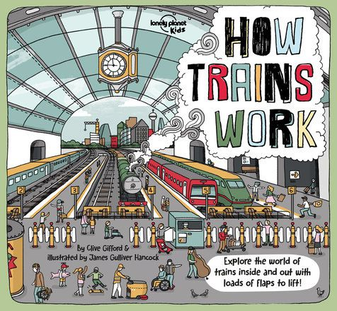 How Trains Work (North and South America edition)