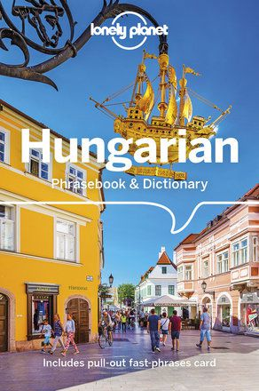 Hungarian phrasebook - 3rd edition