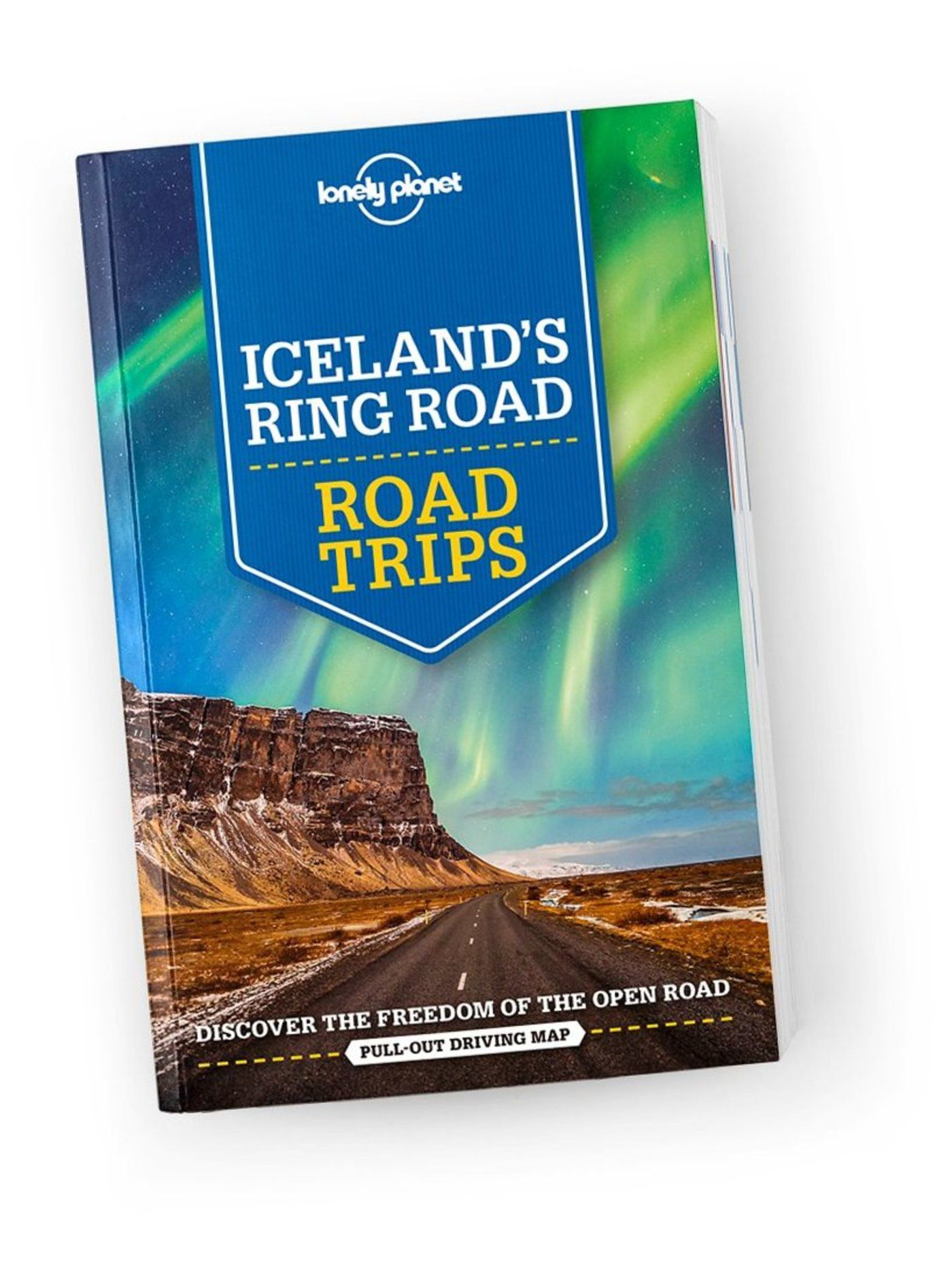 Lonely Planet Iceland's Ring Road - Road Trip Guidebook