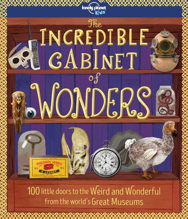 Incredible Cabinet of Wonders (North and South America edition)