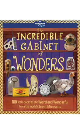 The Incredible Cabinet of Wonders (North and South America edition)