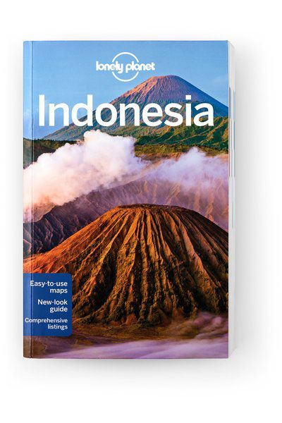 Indonesia, Edition - 11 by Lonely Planet