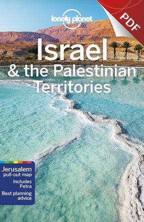 Israel & the Palestinian Territories - The Dead Sea (PDF Chapter)