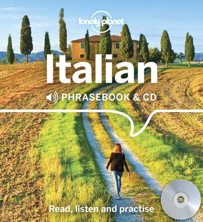 Italian Phrasebook & Audio CD - 4th edition