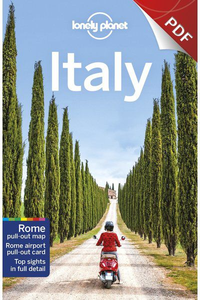 Italy - Turin, Piedmont & Cinque Terre (PDF Chapter)