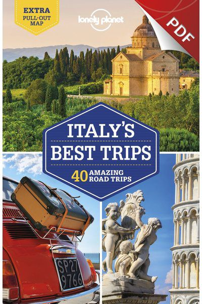 Italy's Best Trips - Central Italy (PDF Chapter)