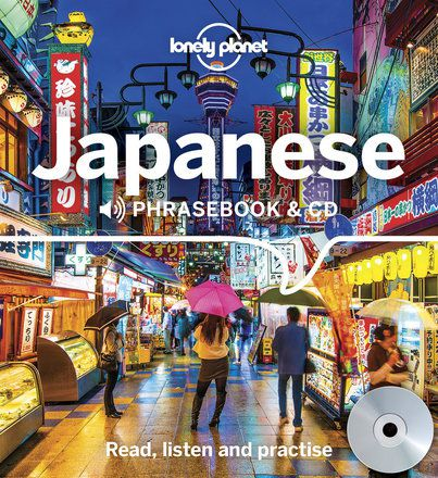 Japanese Phrasebook & Audio CD - 4th edition