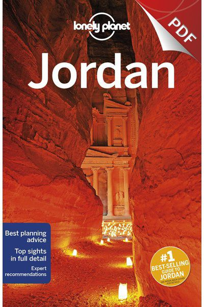 Jordan - Azraq & the Eastern Desert Highway (PDF Chapter)