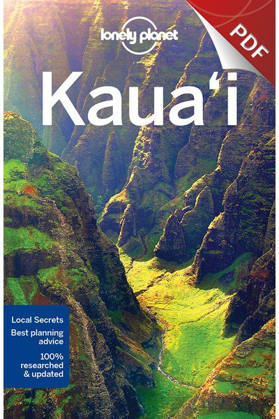 Kaua'i - Waimea Canyon & the Westside (PDF Chapter)