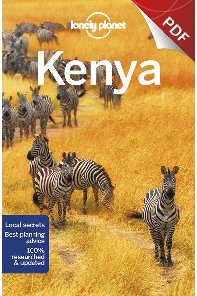 Kenya - Central Highlands & Laikipia (PDF Chapter)