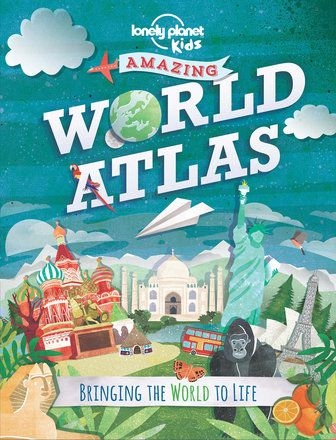 Amazing World Atlas (for children) (North & Latin America Edition)