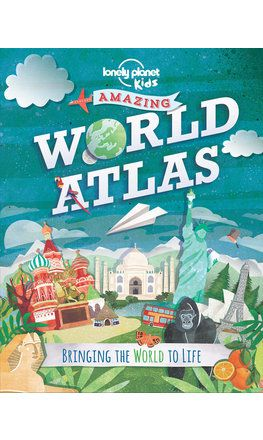 Amazing World Atlas (North and South America edition)