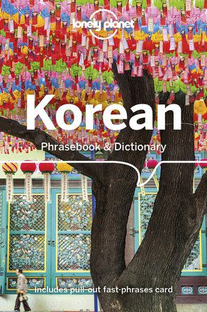 Korean Phrasebook & Dictionary - 7th edition