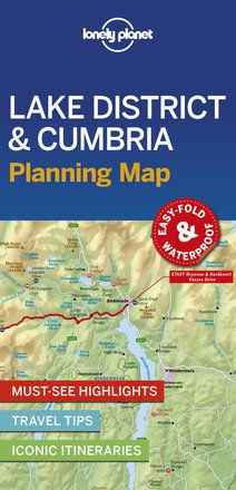 Lake District & Cubria Planning Map