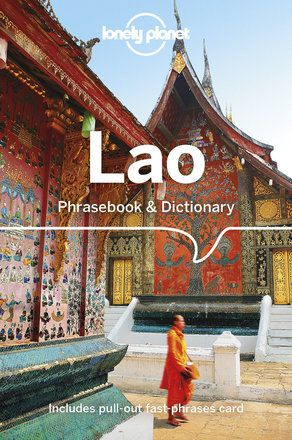 Lao Phrasebook & Dictionary - 5th edition