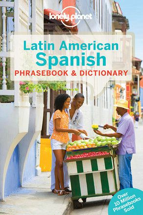 Latin America Phrsebook & Dictionary - 8th edition