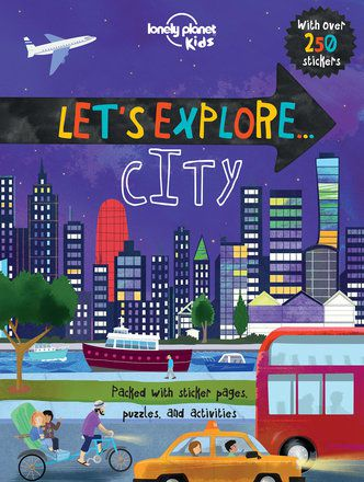 Let's Explore... City (North & Latin America Edition)