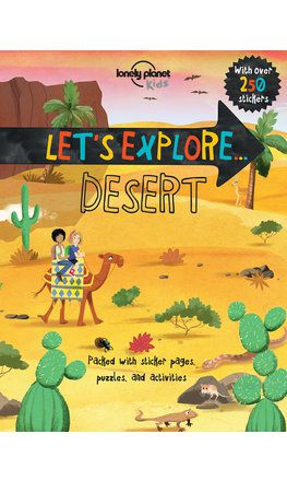 Let's Explore... Desert (North and South America edition)