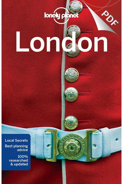London - Clerkenwell, Shoreditch & Spitalfields (PDF Chapter)