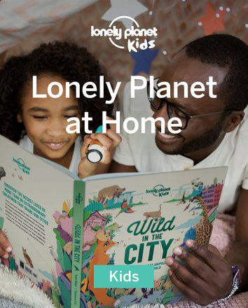 Lonely Planet at Home: Kids - eBook