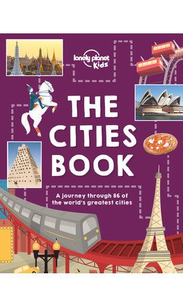 The Cities Book (Kids Edition) (North and South America edition)