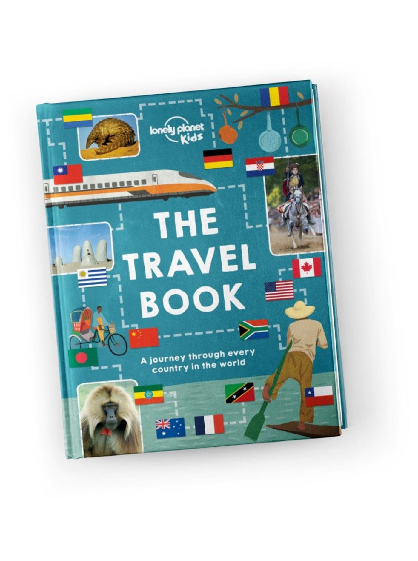 The Travel Book (North and South America edition)