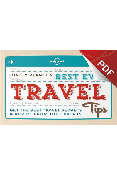 Lonely Planet's Best Ever Travel Tips - Tips 26 to 50 (PDF Chapter)