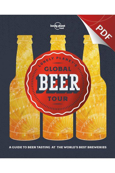 Lonely Planet's Global Beer Tour - Asia (PDF Chapter)