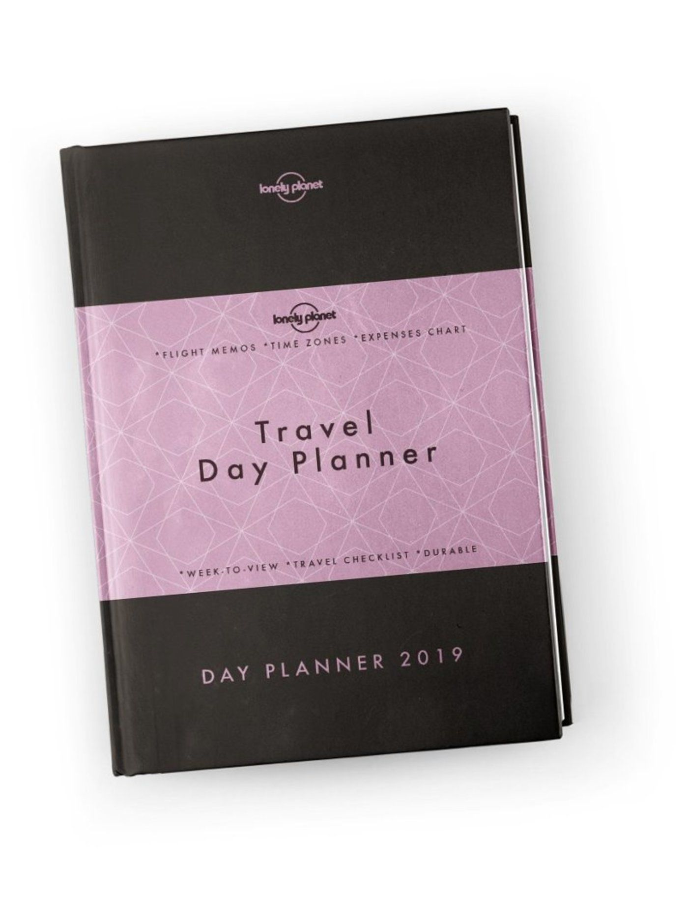 Lonely Planet's Travel Day Planner 2019