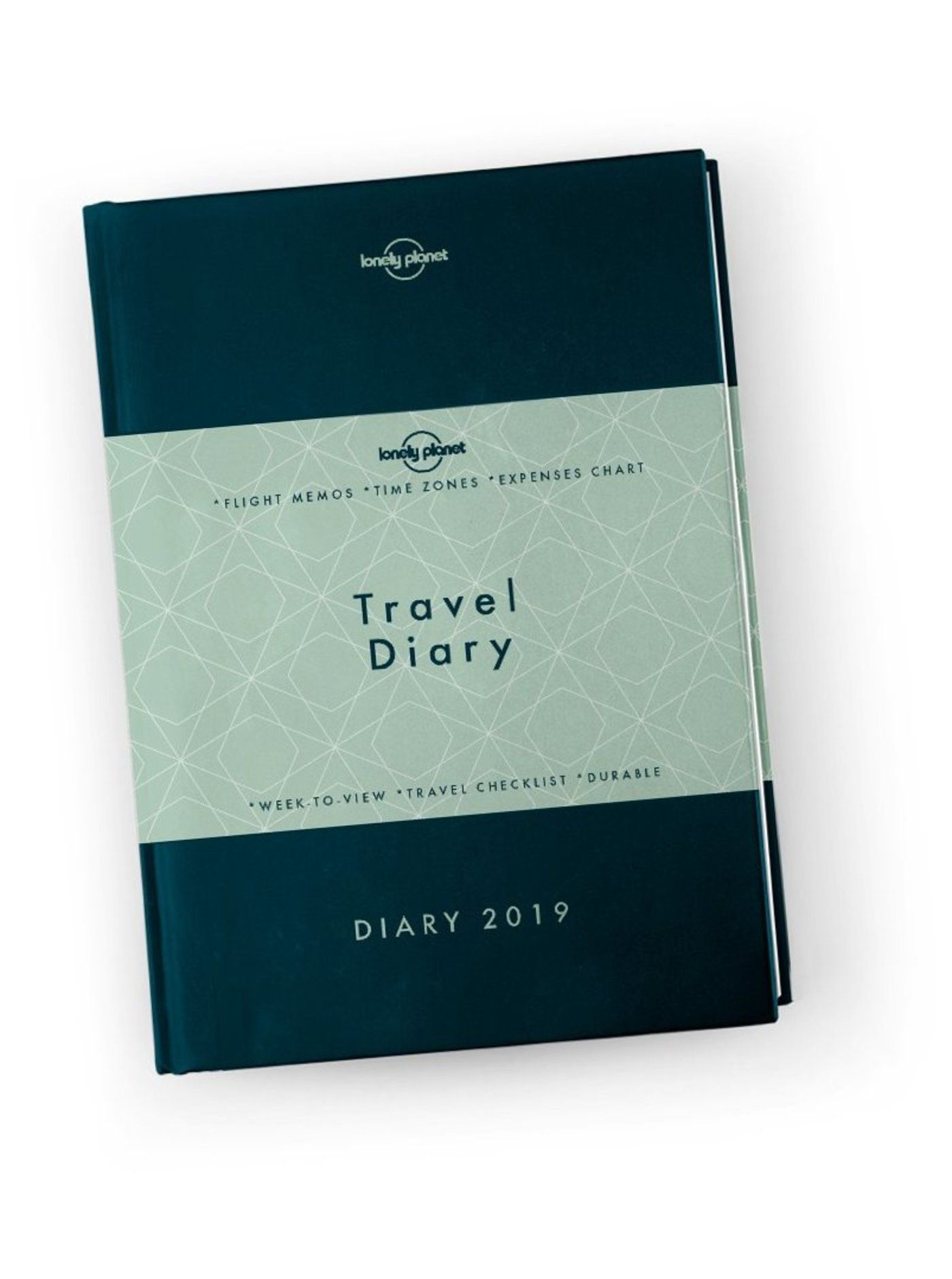 Lonely Planet's Travel Diary 2019