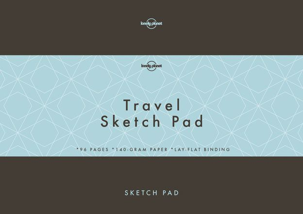 Lonely Planet's Travel Sketch Pad
