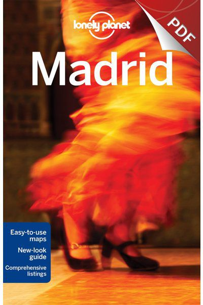 Madrid - El Retiro & the Art Museums (PDF Chapter)
