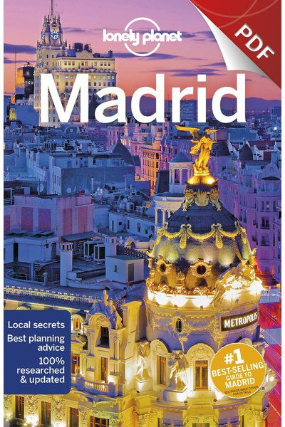 Madrid - Plan your trip (PDF Chapter)