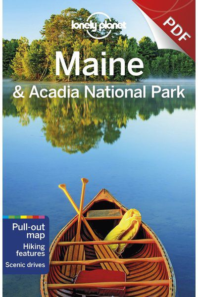 Maine & Acadia National Park - Western Maine (PDF Chapter)