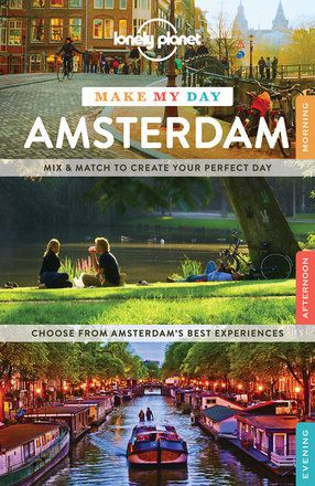 Make My Day: Amsterdam (Hardback Asia Pacific edition)