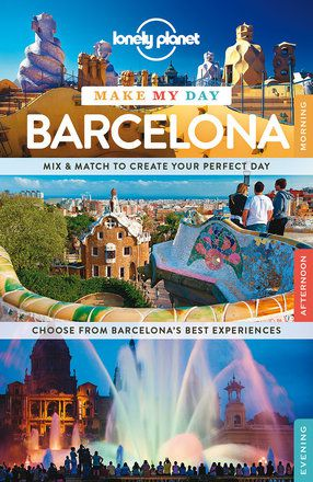 Make My Day: Barcelona (Hardback Asia Pacific edition)