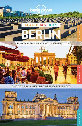 Make My Day: Berlin (Hardback Asia Pacific edition)
