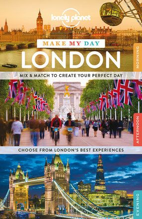 Make My Day: London (Hardback Asia Pacific edition)