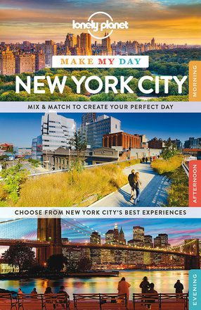 Make My Day: New York City (Hardback Asia Pacific edition)