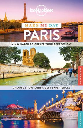 Make My Day: Paris (Hardback Asia Pacific edition)
