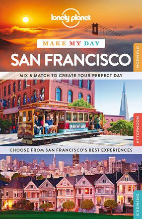 Make My Day: San Francisco (Hardback Asia Pacific edition)