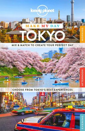 Make My Day: Tokyo (Hardback Asia Pacific edition)