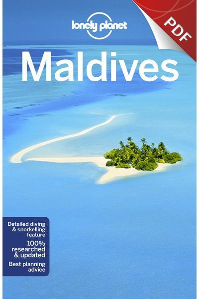 Maldives - Plan your trip (PDF Chapter)