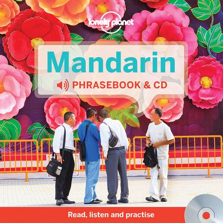 Mandarin Phrasebook & Audio CD