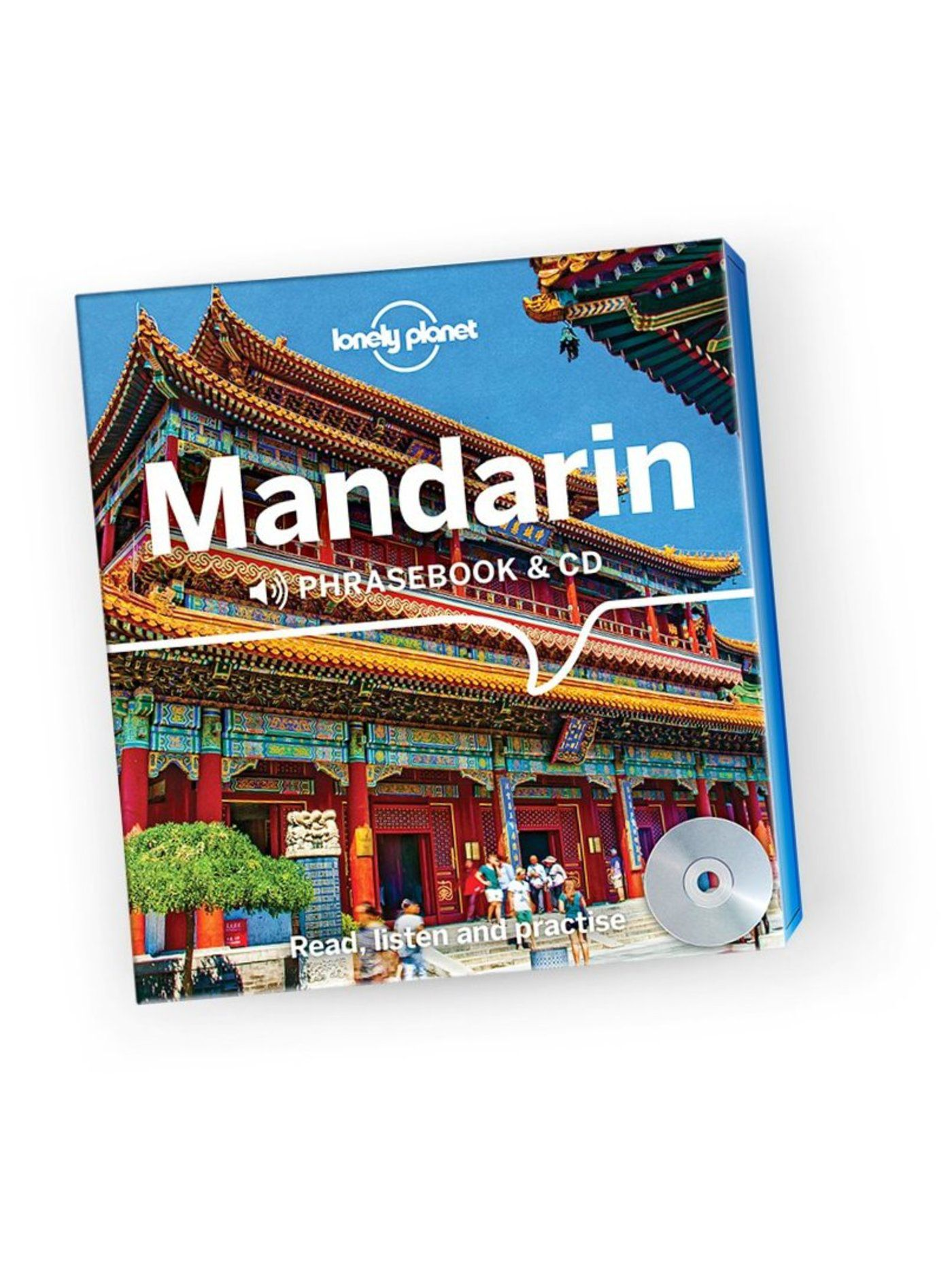 Mandarin Phrasebook & Audio CD - 4th edition