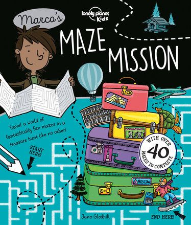 Marco's Maze Mission (North and South America edition)