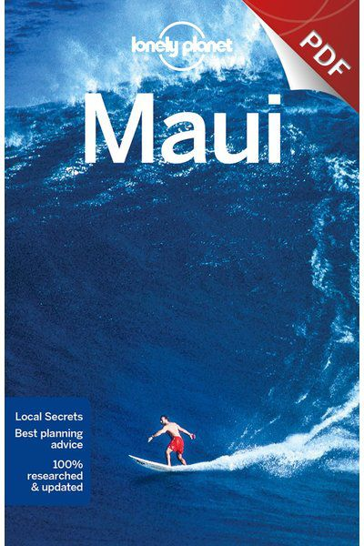Maui - Iao Valley & Central Maui (PDF Chapter)