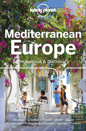 Mediterranean Europe Phrasebook & Dictionary