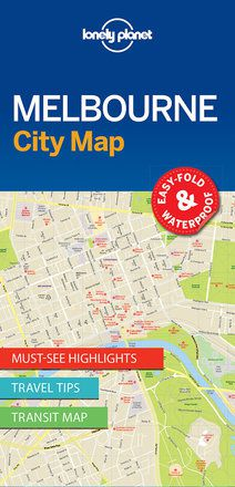 Melbourne City Map