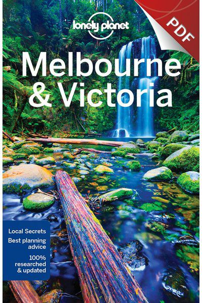 Melbourne & Victoria - Goldfields & the Grampians (PDF Chapter)